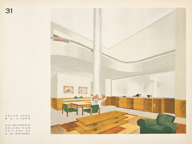 31. Salon Living Room . Décoration moderne dans l\'intérieur by Henry  Delacroix on Ursus Books, Ltd