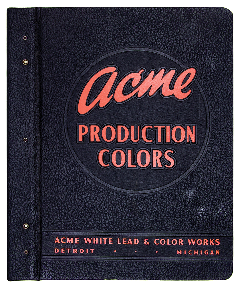 Rogers Rogers Chrysler Jeep Dodge: ACME Production Colors. WITH Rogers Automotive Color