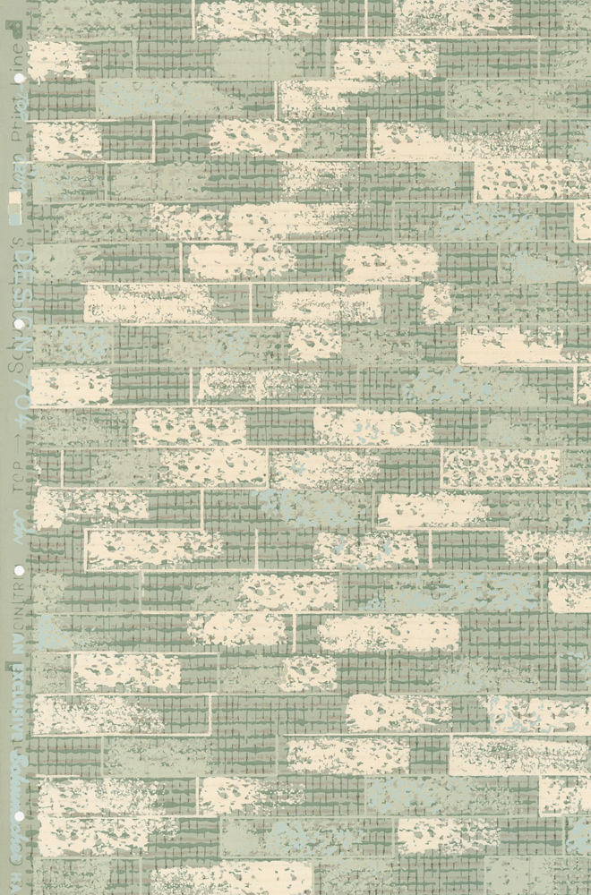 Design 704 Wallpaper Samples Schumachers Taliesin Line Of Decorative Fabrics And Wallpapers Designed By Frank