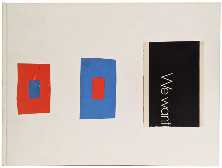 ELLSWORTH KELLY: Tablet. Yves-Alain Bois, New York. The Drawing Center, Musee Cantonal des Beaux Arts Lausanne.