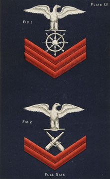 Regulations governing the Uniform of Commissioned Officers, Warrant Of by U  S  Navy on Ursus Books, Ltd