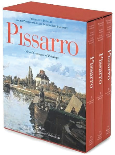 PISSARRO: Critical Catalogue of the Paintings. Joachim Pissarro, Claire Durand-Ruel Snollaerts e., Joachim Pissarro.