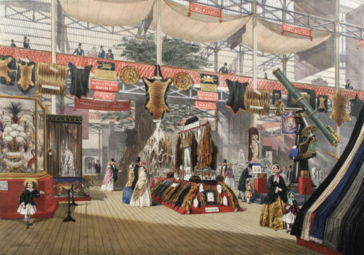 Comprehensive Pictures for the Great Exhibition of 1851. Haghe Nash, and Roberts.