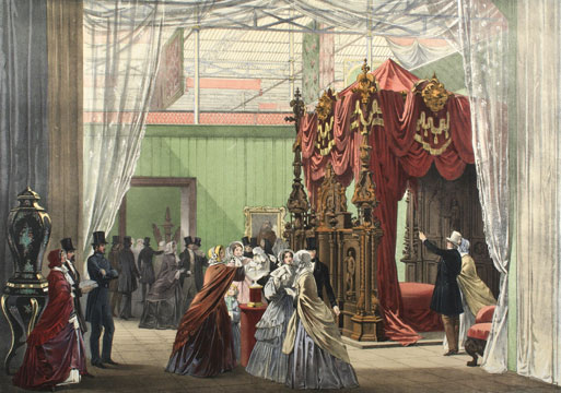 Comprehensive Pictures for the Great Exhibition of 1851. Haghe Nash, Roberts, Haghe Roberts Nash.