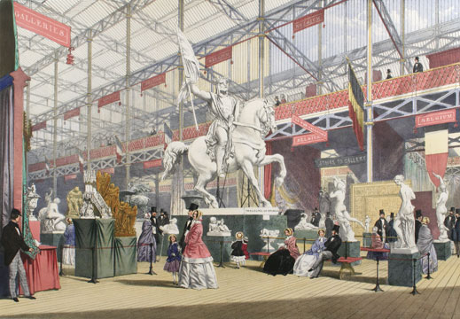 Comprehensive Pictures for the Great Exhibition of 1851. Haghe Roberts Nash, Haghe Nash, , Roberts.