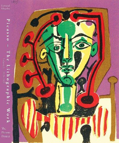 PICASSO: The Lithographic Work. Volume I. 1919-1949. Fernand Mourlot, Picasso Project.