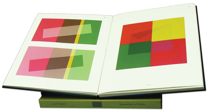 Interaction of Color: New Complete Edition. Josef Albers.