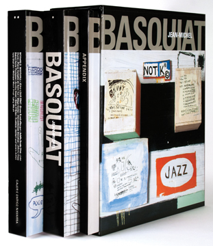 JEAN-MICHEL BASQUIAT (3rd edition with new appendix). Richard Marshall.