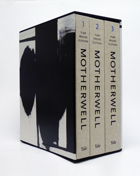 ROBERT MOTHERWELL Paintings and Collages. A Catalogue Raisonné, 1941-1991. Jack Flam, Katy Rogers, Tim Clifford.