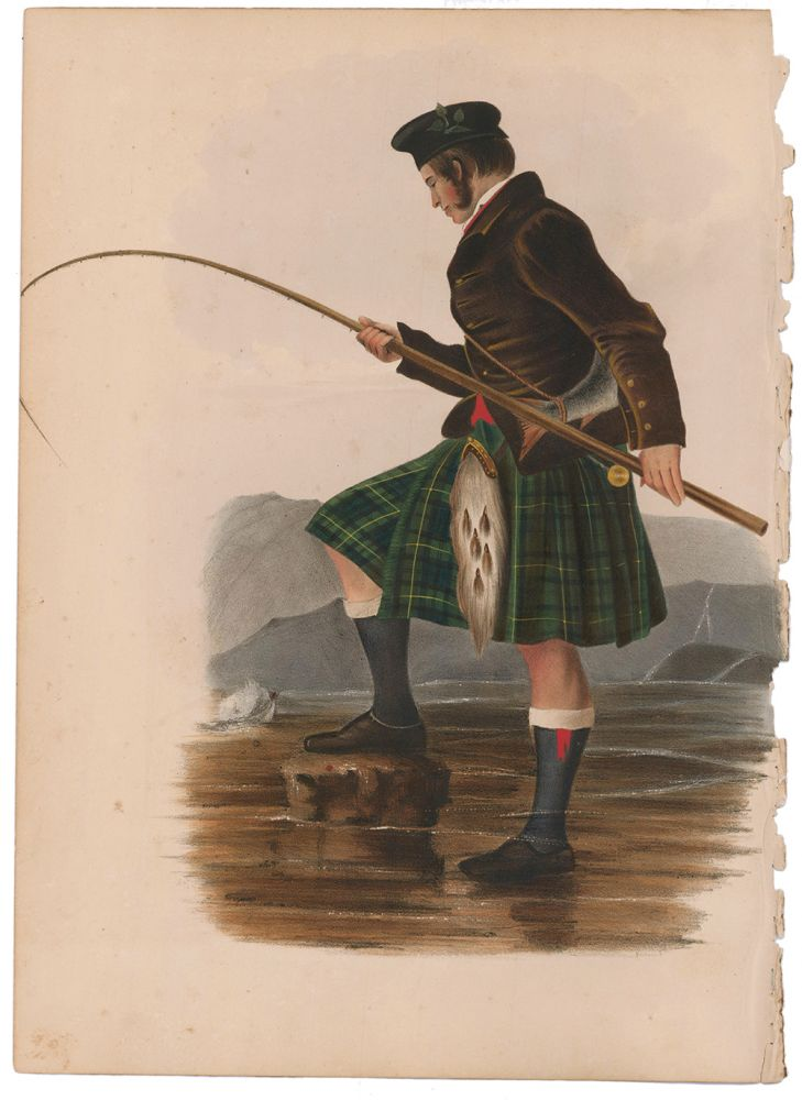 Gordons. The Clans of the Scottish Highlands. R. R. McIan.