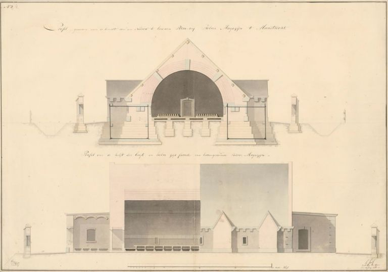 Military Fortification Architecture. Dutch School.