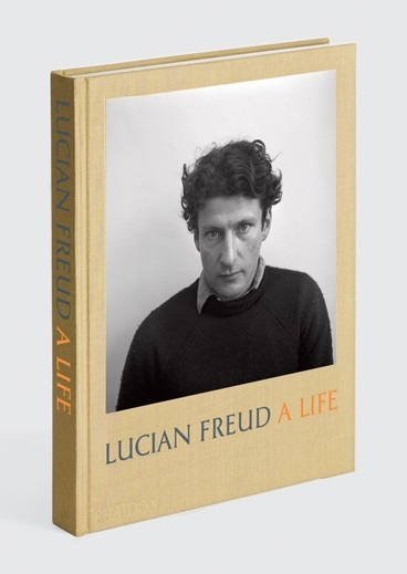 LUCIAN FREUD: A Life. Mark Holborn, David Dawson.
