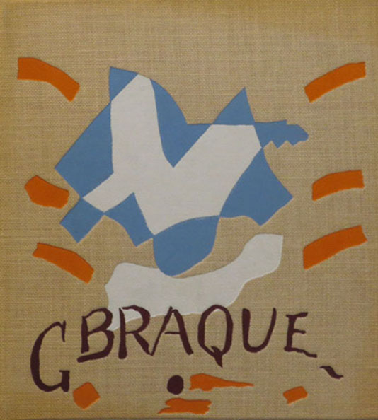 Catalogue de l'Oeuvre de GEORGES BRAQUE. Peintures 1936-1941. Paris. Maeght.