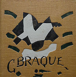 Catalogue de l'Oeuvre de GEORGES BRAQUE. Peintures 1942-1947. Paris. Maeght.