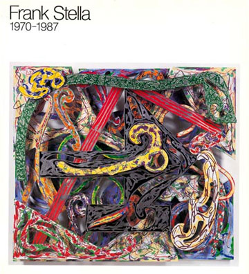 FRANK STELLA 1970 - 1987. William Rubin.