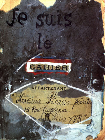 Je Suis Le Cahier: The Sketchbooks of PICASSO. Glimcher M., A, New York. Pace Gallery.