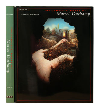 The Complete Works of MARCEL DUCHAMP, Third Revised and Expanded Ed. Arturo Schwarz, Shipe.