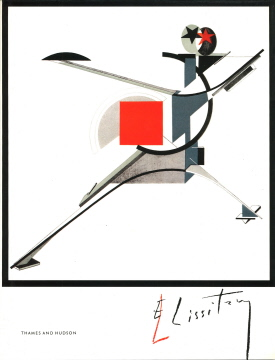 EL LISSITZKY. Life-Letters-Texts. Sophie Lissitzky-Kuppers, Reed.