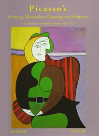 PICASSO'S Paintings...Surrealism ('30-'36). Picasso Project, Herschel Chipp, Wofsy, Mariel Jardines.