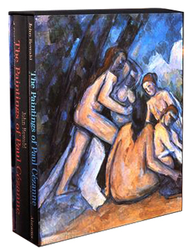 The Paintings of PAUL CEZANNE: A Catalogue Raisonne. John Rewald, Jayne Warman, Feilchenfeldt.