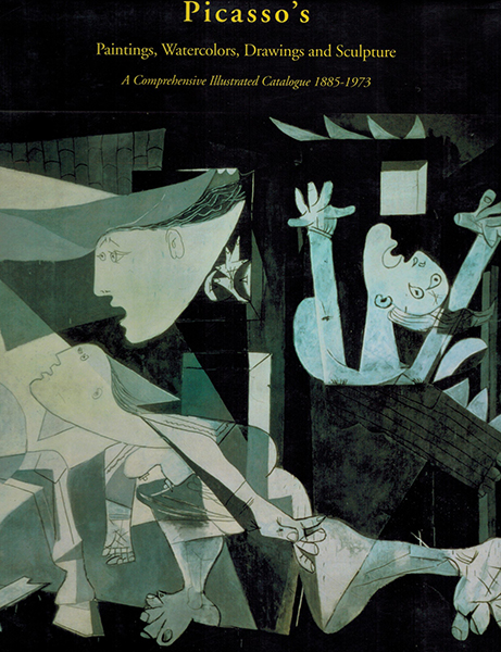 PICASSO'S Paintings...Spanish Civil War ('37-'39). Second Edition. Picasso Project, Herschel Chipp, Wofsy, Jardines.