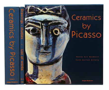 Ceramics by PICASSO. Marilyn McCully.