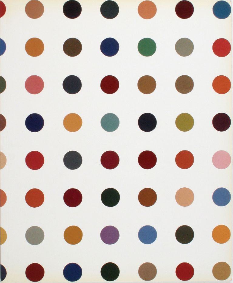 Damien Hirst. London. Institue of Contemporary Arts, Jay Jopling, Sophie Calle, Charles Hall.