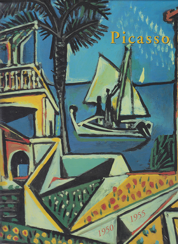 PICASSO'S Paintings...The Fifties I ('50-'55). Picasso Project, Herschel Chipp.
