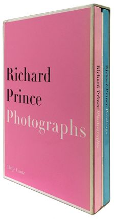 RICHARD PRINCE: Paintings-Photographs. Bruce Hainley, Bernard Mendes Bargi, Bernard Mendes Bargi,...