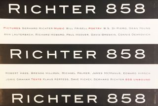 RICHTER 858. Eight Abstract Pictures.