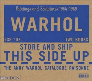 ANDY WARHOL: Catalogue Raisonne. Vol. 2. Paintings and Sculptures 1964-1969. Georg Frei, Neil...