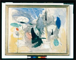 ARSHILE GORKY: A Retrospective of Drawings. Janie Lee, Melvin Lader, New York. Whitney Museum of...