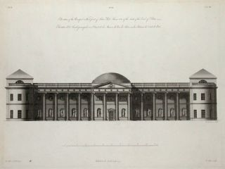 The Works in Architecture. Robert and James Adam.