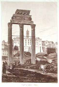 Antiquities of Rome. H. Abbott