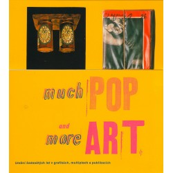 much POP, more ART: Art of the 60s in Graphic Works, Multiples, [Delux. STUTTGART. AMERIKA HAUS,...
