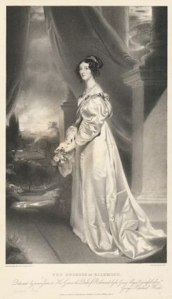 The Duchess of Richmond. after Sir Thomas Lawrence.