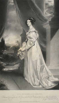 The Duchess of Richmond