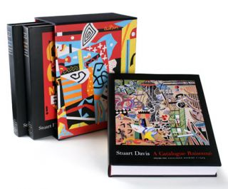 STUART DAVIS: A Catalogue Raisonne. Ani Boyajian, Mark Rutkoski, Mark Rutkoski, William C. Agee, Karen Wilkin.