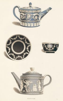 Plate XLII. Old Wedgewood, the Decorative or Artistic Ceramic Work...