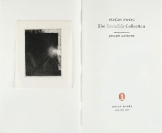 The Invisible Collection. Joseph GOLDYNE, Stefan Zweig