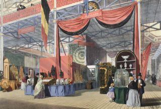 Comprehensive Pictures for the Great Exhibition of 1851. Haghe Nash, Roberts, Haghe Roberts Nash