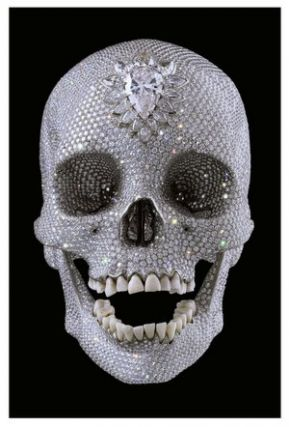 DAMIEN HIRST: For the Love of God - The Making of the... [SIGNED]