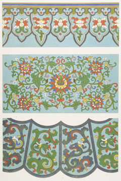 Examples of Chinese Ornament. Owen Jones