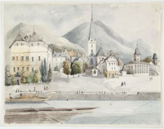 Bad Ischl, Austria. European School