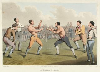 The National Sports of Great Britain. Henry Alken