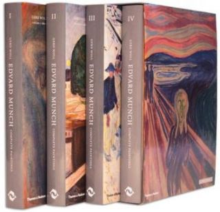 EDVARD MUNCH: Complete Paintings. Catalogue Raisonne. Gerd Woll