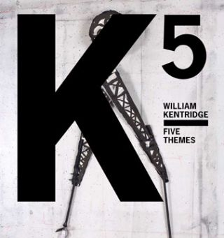 WILLIAM KENTRIDGE: Five Themes. Mark Rosenthal, San Francisco. SFMoMA, Fort Worth. Modern Art...