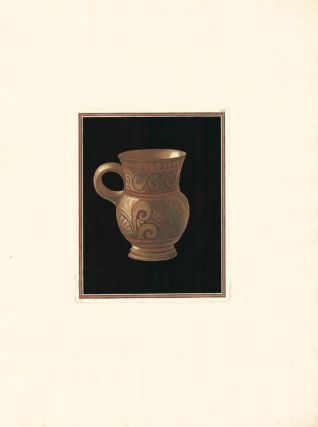 Pl. 127. Collection of Etruscan, Greek and Roman antiquities from the cabinet of the Honourable William Hamilton. Alexandre De Laborde.