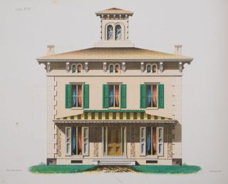 Architectural Designs for Model Country Residences.