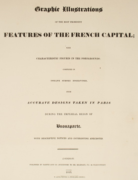 Graphic Illustrations of the Most Prominent Features of the French Cap